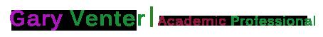 Gary Venter Logo